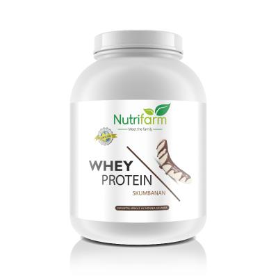 nutrifarm whey skumbanan protein pulver